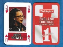 England Hope Powell QH